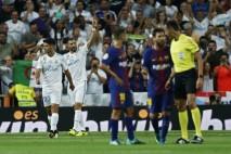 Madridski Real tudi v drugo premočan nasprotnik za povsem nebogljeno Barcelono